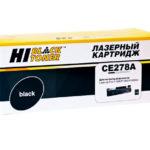 Купить картридж НР CE278A (совместимый)