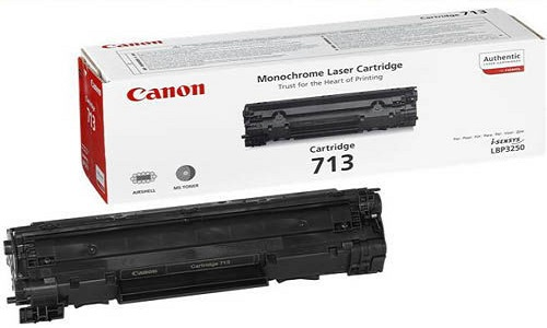 Заправка картриджа Canon 713