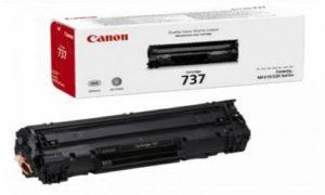 Заправка картриджа Canon 737