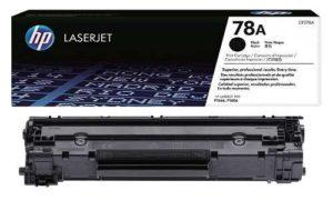 Заправка картриджа HP CE278A (78A)