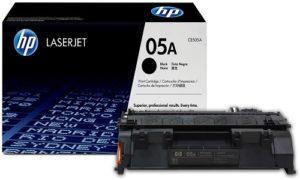 Заправка картриджа HP CE505A (05A) для принтера HP LaserJet P2035/ 2055