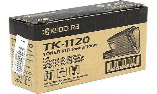 Заправка картриджа Kyocera TK-1120 (1T02M70NX0)