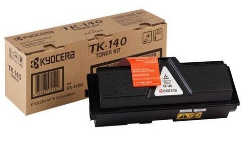 Заправка картриджа Kyocera TK-140