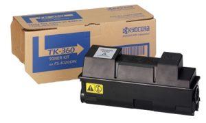 Заправка картриджа Kyocera TK-360