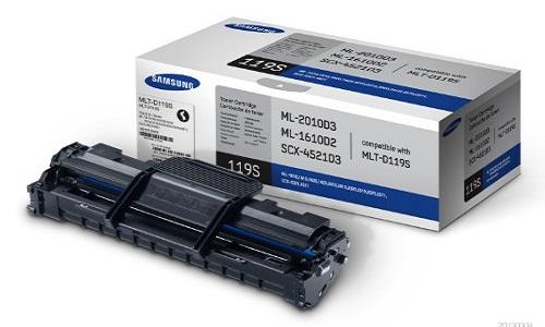 Заправка картриджа Samsung MLT-D119S