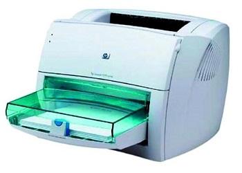Заправка принтера HP LaserJet 1000W