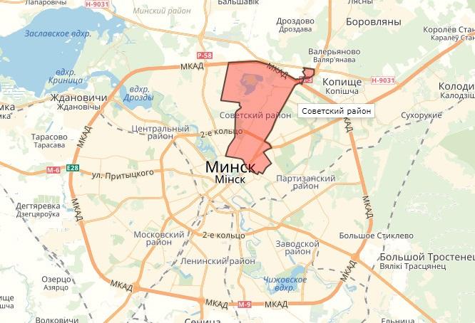 Заправка картриджей в Советском районе