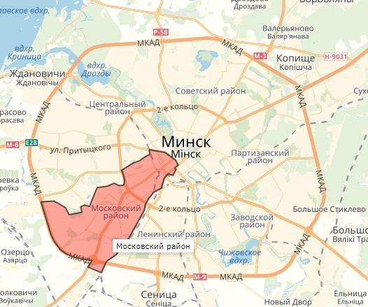 Заправка картриджей в Московском районе