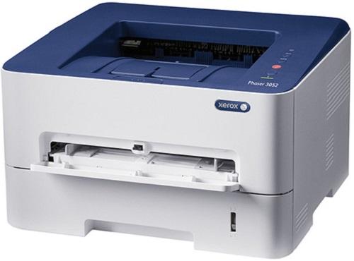 Заправка принтера Xerox Phaser 3052