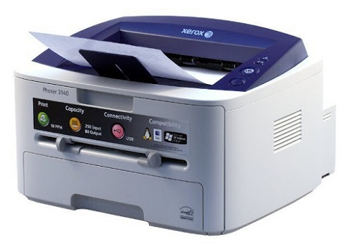 Заправка принтера Xerox Phaser3140
