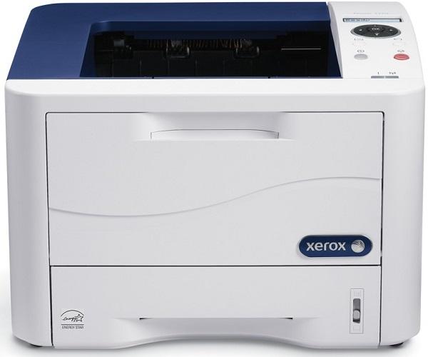 Заправка принтера Xerox Phaser 3320