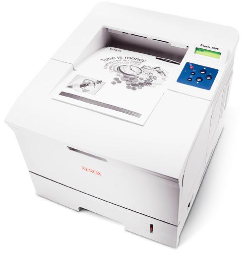 Заправка принтера Xerox Phaser 3450