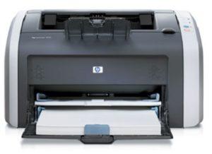 Заправка принтера HP LaserJet 1010