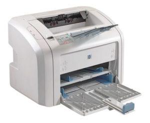 Заправка принтера HP LaserJet 1018