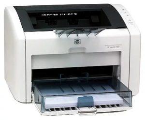 Заправка принтера HP LaserJet 1022