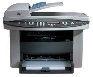 Заправка принтера HP LaserJet 3030