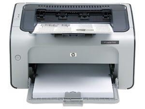 Заправка принтера HP LaserJet P1007
