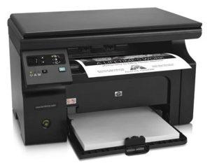 Заправка принтера HP LaserJet Pro M1132 MFP