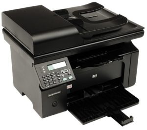 Заправка принтера HP LaserJet Pro M1212nf MFP