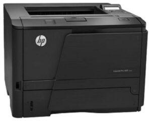 Заправка принтера HP LaserJet Pro 400 M401a