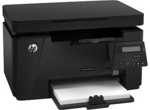 Заправка принтера (МФУ) HP LaserJet Pro MFP M125nw