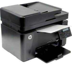 Заправка принтера (МФУ) HP LaserJet Pro MFP M127fn