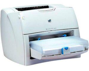 Заправка принтера HP LaserJet 1005