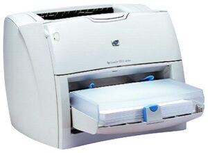 Заправка принтера HP LaserJet 1005w