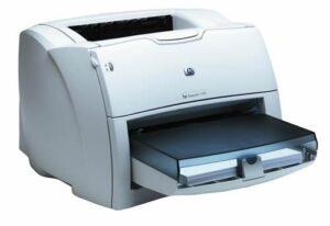 Заправка принтера HP LaserJet 1200