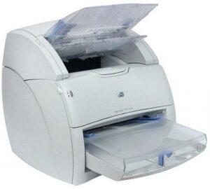 Заправка принтера HP LaserJet 1220